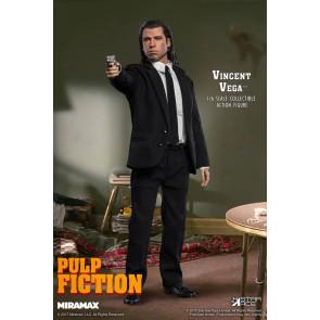 Pulp Fiction Vincent Vega My Favourite Movie 1/6 Actionfigur 30 cm