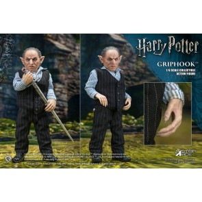 Harry Potter My Favourite Movie Griphook Banker 1/6 Actionfigur 20 cm