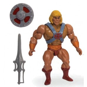 Masters of the Universe Vintage Collection Actionfigur He-Man 14 cm