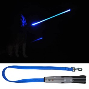 Star Wars LED-Hundeleine Luke Skywalker Lichtschwert