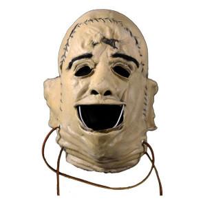 Texas Chainsaw Massacre Latex-Maske Leatherface