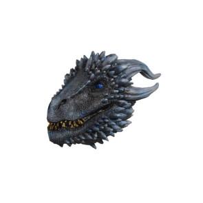 Game of Thrones Weißer Wanderer Drache Latex-Maske