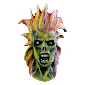 Iron Maiden Latex-Maske Eddie