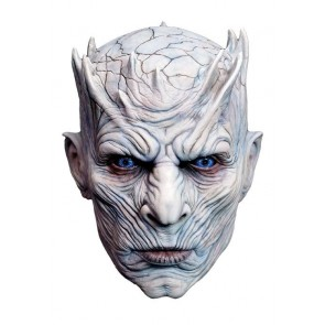 Game of Thrones Latex-Maske Night King