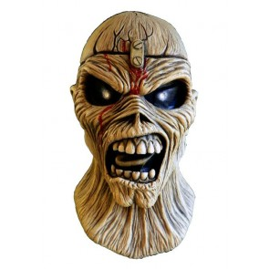 Iron Maiden Latex-Maske Piece of Mind