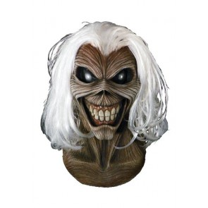 Iron Maiden Latex-Maske Killers