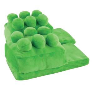 Brick Hausschuhe Green Größe 35-37
