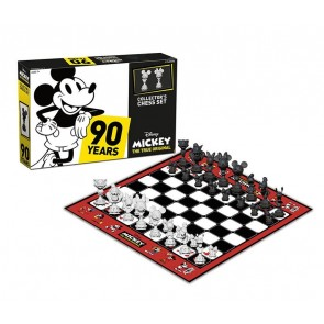 Disney Schachspiel Mickey The True Original Collectors Set