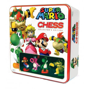 Super Mario Tin Box Schachspiel