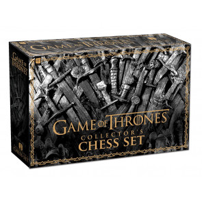 Game of Thrones Schachspiel Collectors Set
