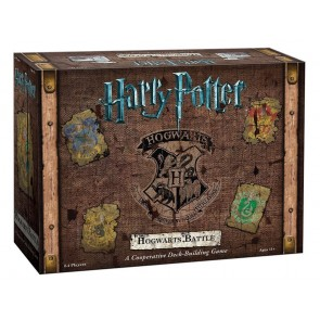 Harry Potter Hogwarts Battle Deck-Building Brettspiel Spiel