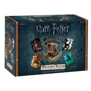 Harry Potter The Monster Box of Monsters Deck-Building Spiel Erweiterung
