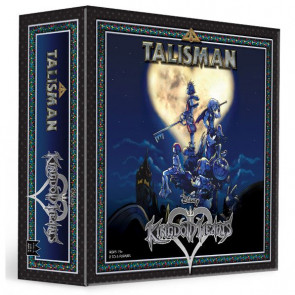 Disney Talisman: Kingdom Hearts Brettspiel Edition