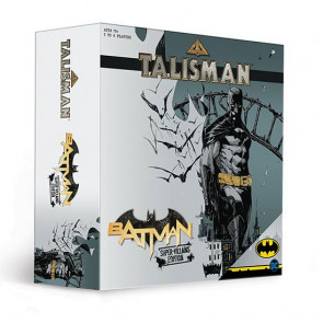 Batman Talisman: Super-Villains Edition Brettspiel