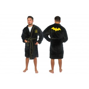 DC Comics Fleece-Bademantel Batman