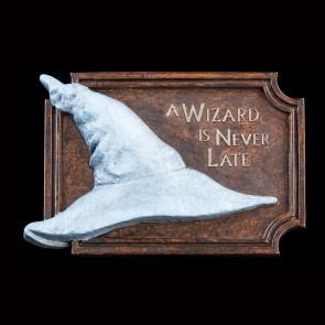 Herr der Ringe Magnet A Wizard Is Never Late