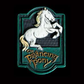 Herr der Ringe Magnet The Prancing Pony