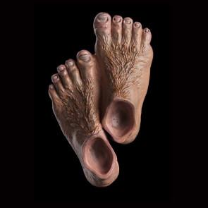 Herr der Ringe Magnet Hobbit Füße