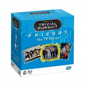 Friends Kartenspiel Trivial Pursuit