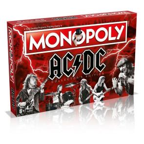 AC/DC Brettspiel Monopoly