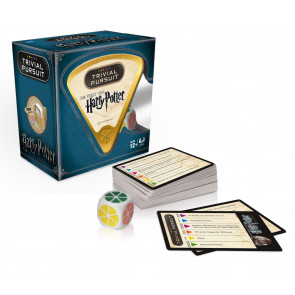 Harry Potter Brettspiel Trivial Pursuit