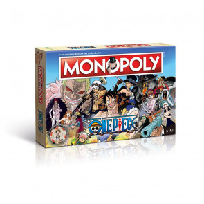 One Piece Brettspiel Monopoly *Deutsche Version*
