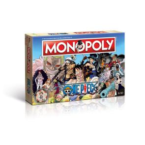 One Piece Brettspiel Monopoly *Deutsche Version*