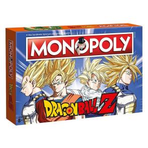 Dragonball Z Brettspiel Monopoly *Deutsche Version*