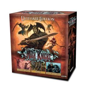 Mage Knight Brettspiel Ultimate Edition