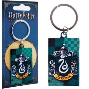 Harry Potter Metall Schlüsselanhänger Slytherin 6 cm