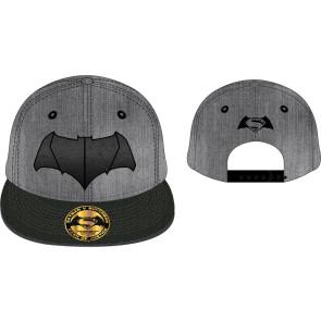 Batman v Superman Dawn of Justice Baseball Cap Batman Logo