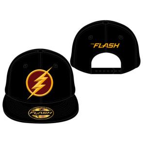 The Flash Baseball Cap Logo