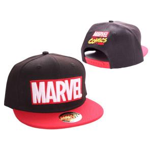 Marvel Comics Baseball Cap Logo