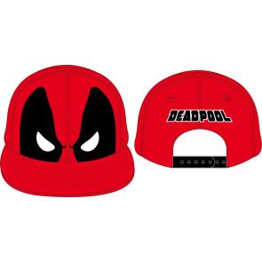 Deadpool Baseball Cap Eyes