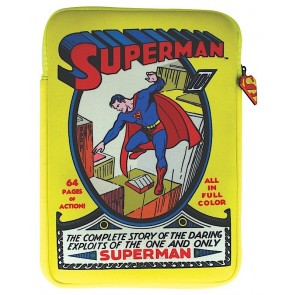 Superman Tablet-Schutzhülle Comic 11 inch