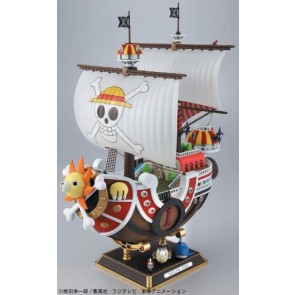 One Piece Grand Ship Collection Thousand Sunny Plastic Model Kit New World 30 cm