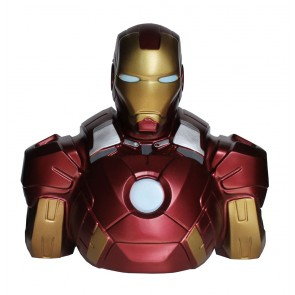Marvel Comics Spardose Iron Man 22 cm