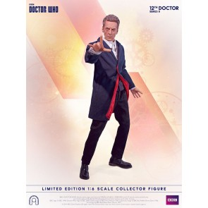 12th Doctor Who 1/6 Deluxe Actionfigur 30 cm Series 8