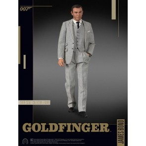 James Bond Goldfinger Collector Figure Series Actionfigur 1/6 James Bond (Grey Suit) 30 cm