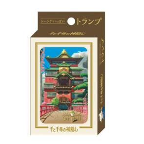 Chihiros Reise ins Zauberland Spielkarten