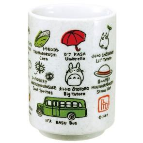 Mein Nachbar Totoro Japanischer Teebecher Characters