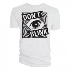 Doctor Who T-Shirt Don't Blink