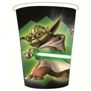 Star Wars Clone Wars 8er Set Becher