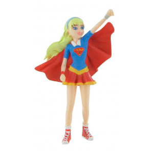DC Comics Super Hero Girls Minifigur Super Girl 9 cm