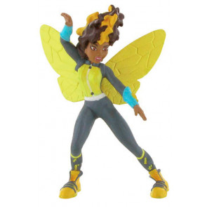 DC Comics Super Hero Girls Minifigur Bumble Bee 9 cm