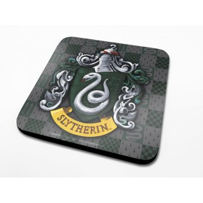 Harry Potter Untersetzer Slytherin Wappen 6-er Pack