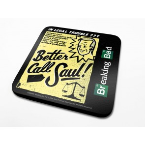 Breaking Bad Untersetzer Better Call Saul 6-er Pack