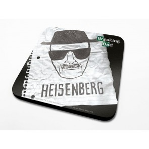 Breaking Bad Untersetzer Heisenberg Paper 6-er Pack