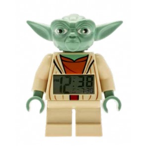 Lego Star Wars Wecker Yoda