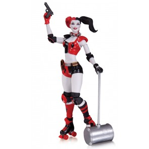DC Comics The New 52 Harley Quinn Actionfigur 17 cm
